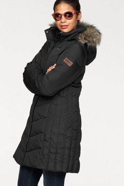 icepeak winterjas »paiva« zwart