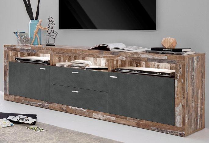 TV-meubel, breedte 180 cm