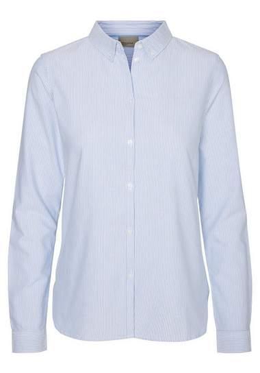 Vero Moda Regular fit overhemd met lange mouwen