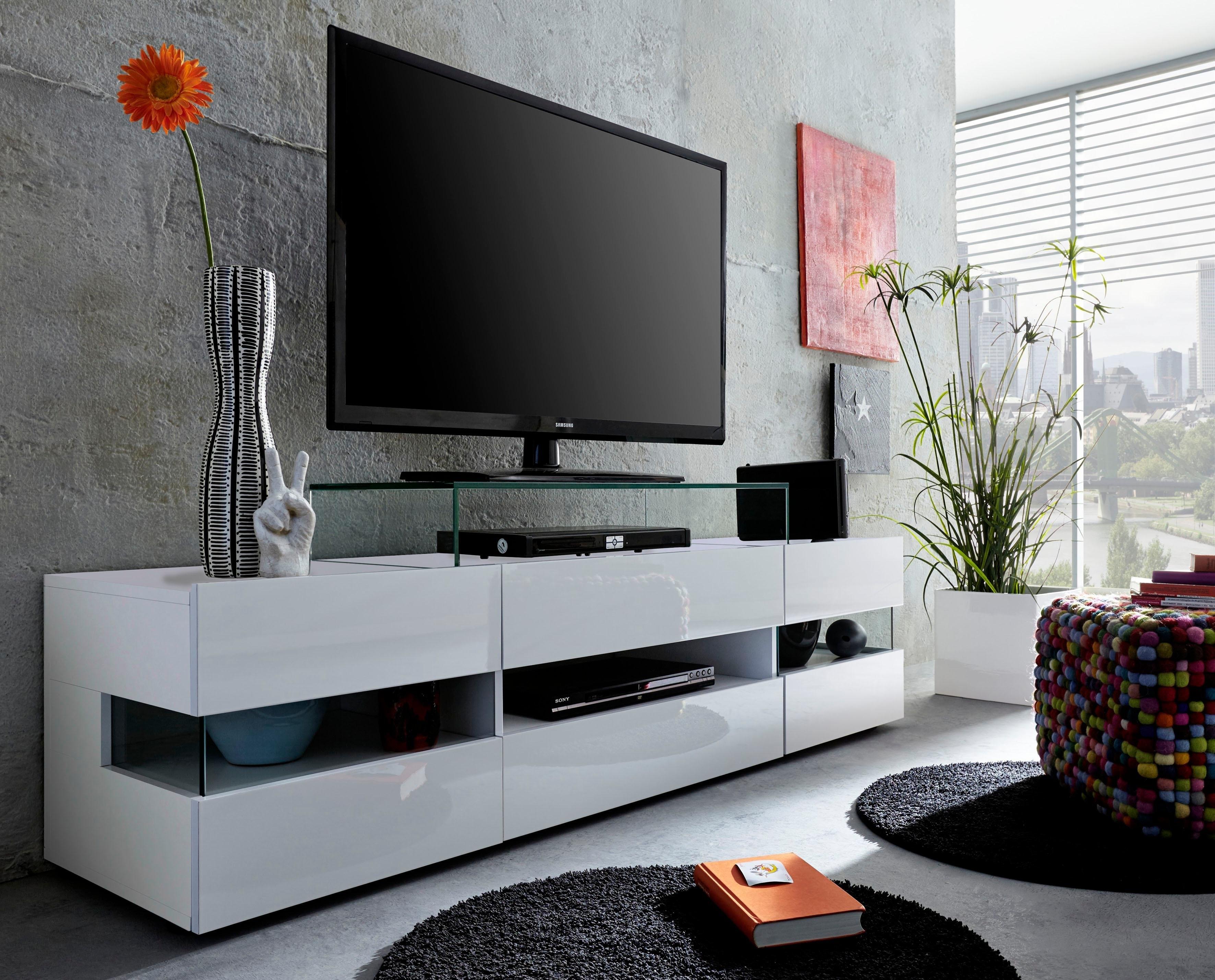 Samsung Tv Met Meubel.Tv Meubel Sonic Breedte 169 Cm Vind Je Bij Otto