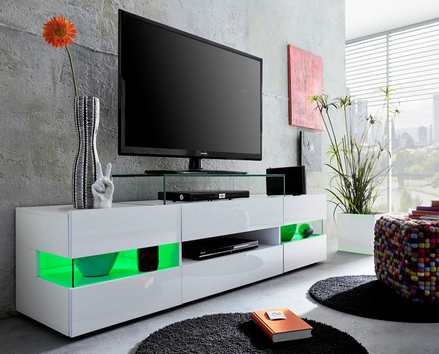 TV-meubel Sonic, breedte 169 cm