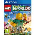 ps4, lego worlds