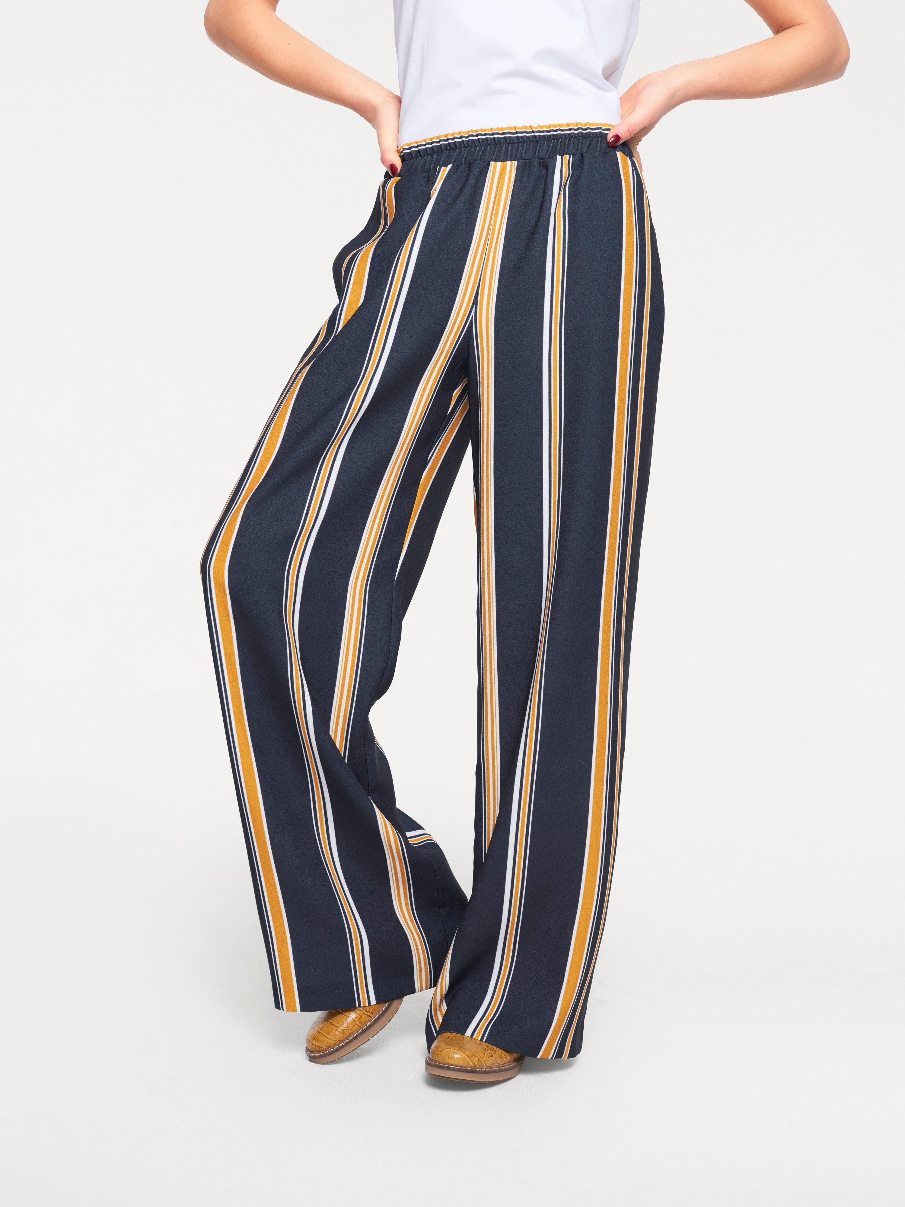 Heine Style Gedessineerde broek in de webshop van OTTO kopen