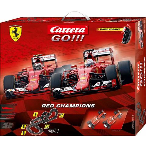 CARRERA racecircuit, Carrera® GO!!!, Red Champions