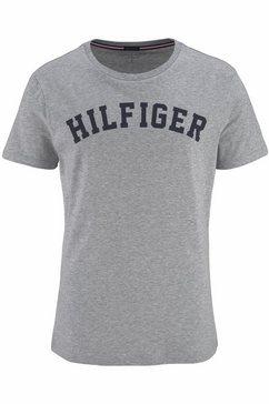 tommy hilfiger t-shirt met ronde hals grijs