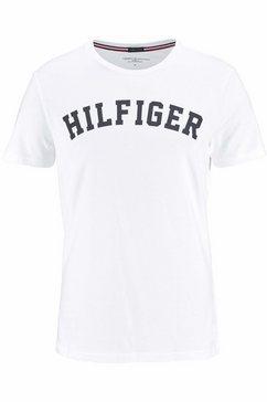 tommy hilfiger t-shirt met ronde hals wit