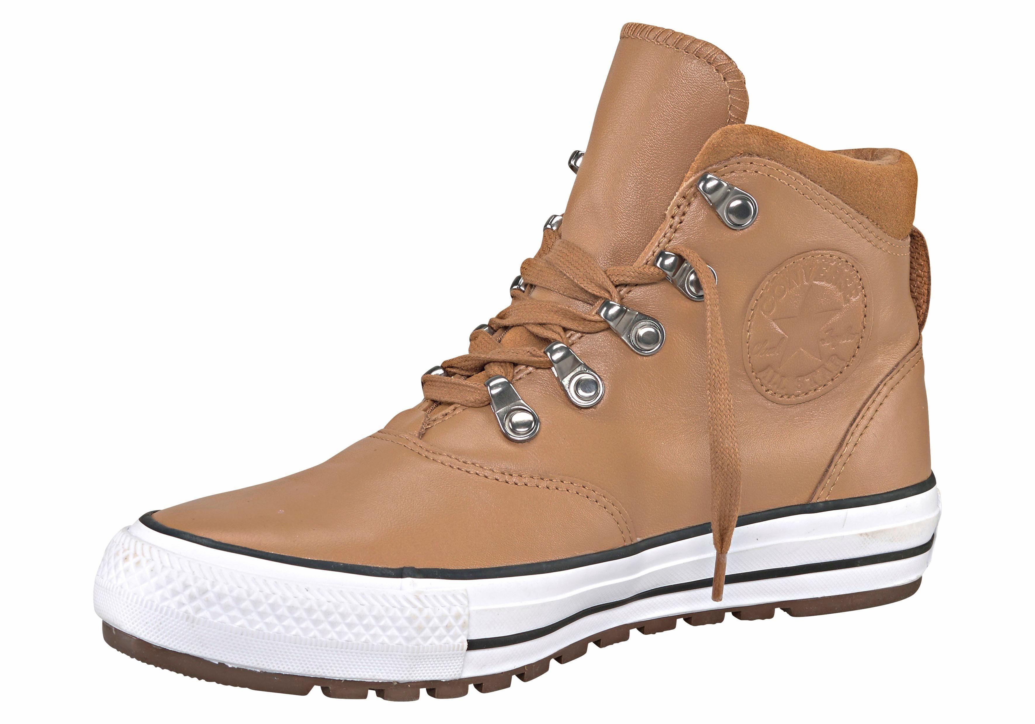 All Star Chaussures Bateau Hi W Wp Brun OApXkieqTB