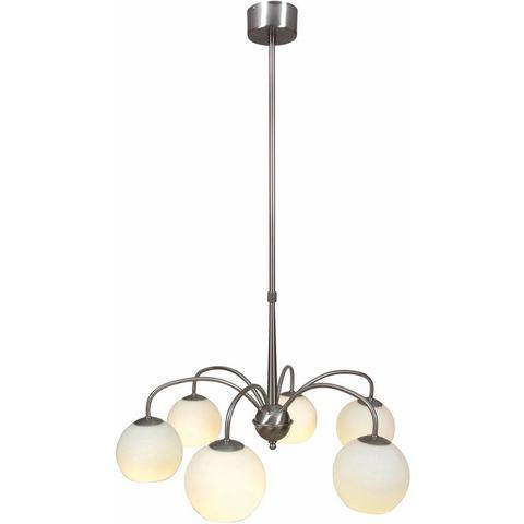 NÄVE hanglamp, 6 fittingen, »CROWN«