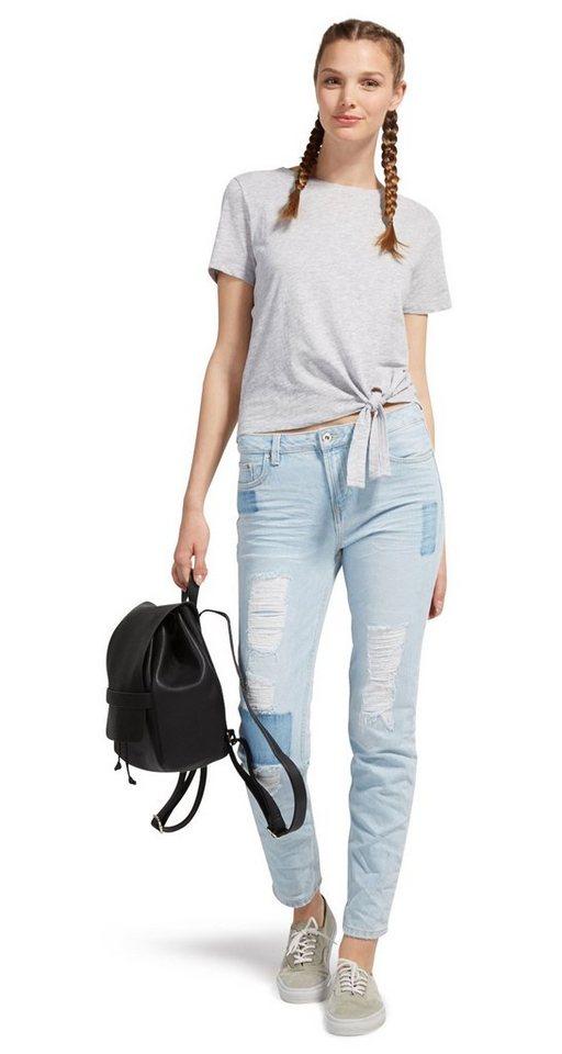 - NU 21% KORTING TOM TAILOR DENIM Jeans Liv distressed