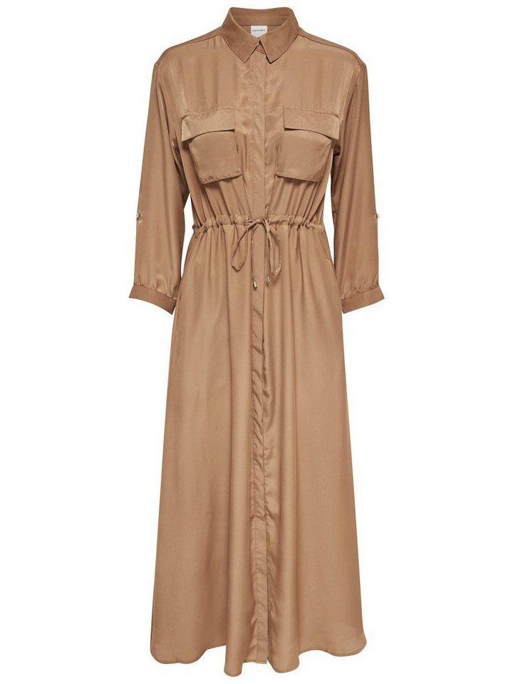 ONLY jurk bruin