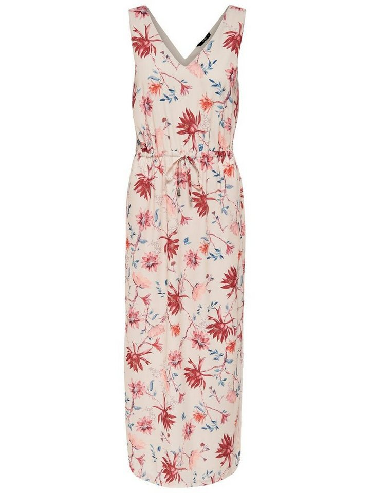 ONLY Maxi jurk roze