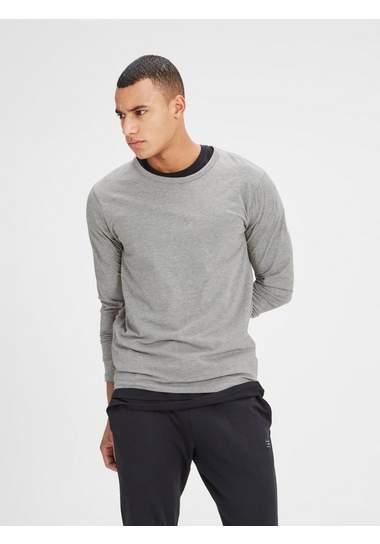 Jack & Jones Basic Met Lange Mouwen T-shirt