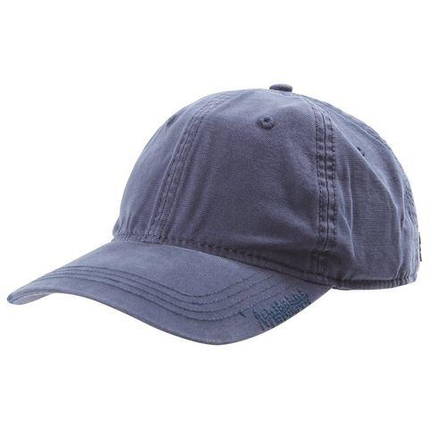 TOM TAILOR Muts »Baseball-Cap mit Logo-Badge«