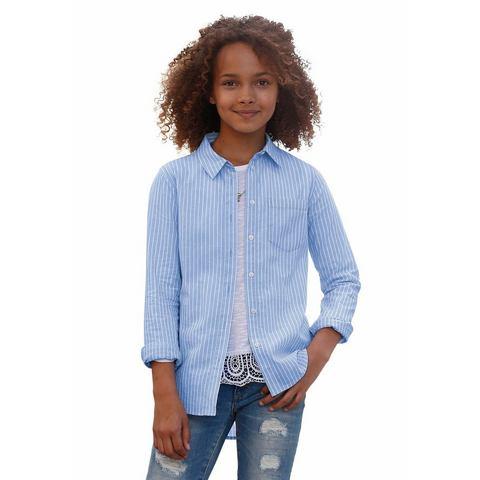 NU 21% KORTING: ARIZONA klassieke blouse