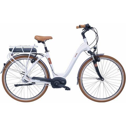 KETTLER dames-e-trekkingbike, 8 Shimano Nexus-versnellingen, »Traveller E Life FL«