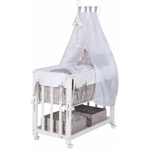ROBA wieg »Babysitter 4in1, complete set Indibär«