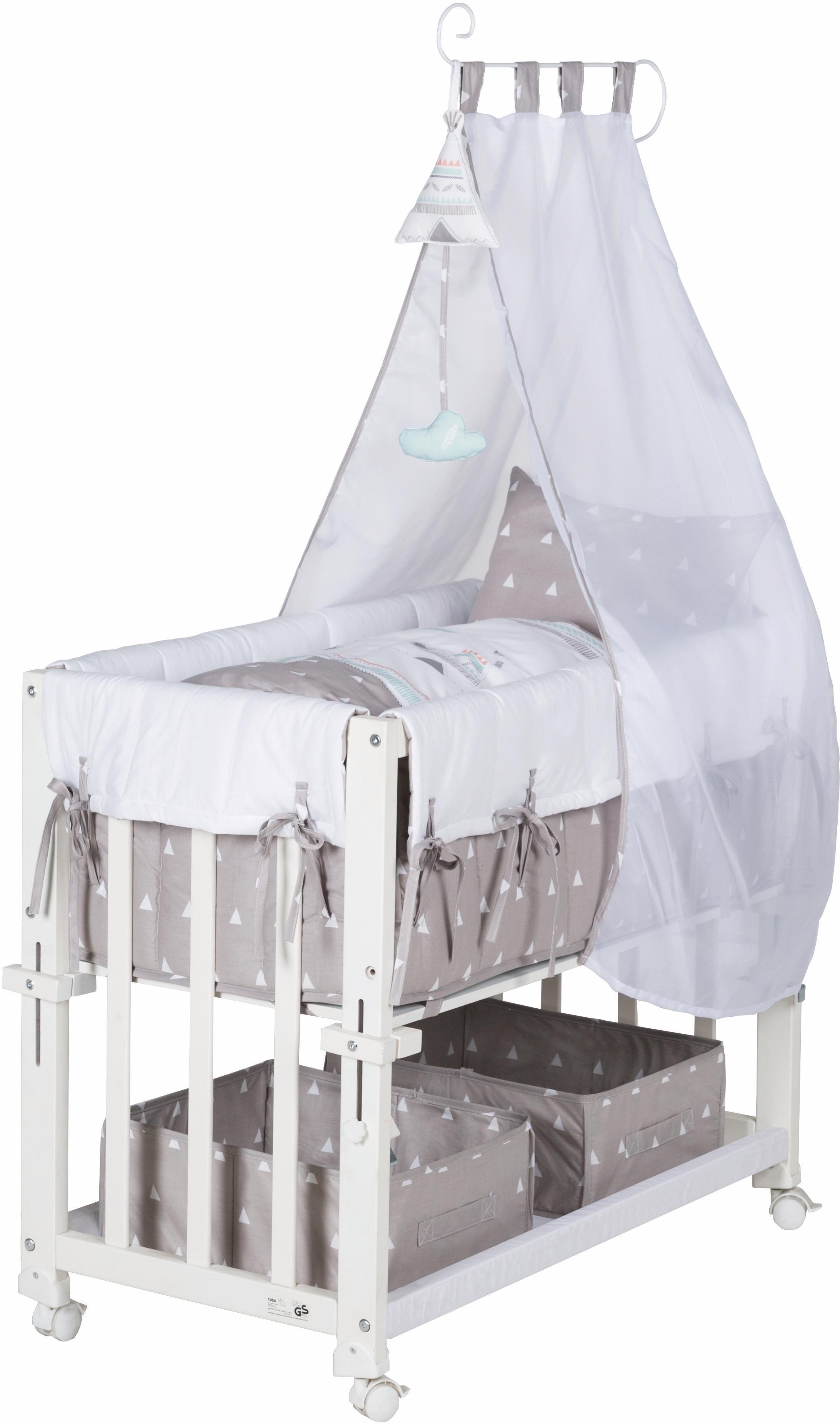 Roba wieg »Babysitter 4in1, complete set Indibär« goedkoop op otto.nl kopen