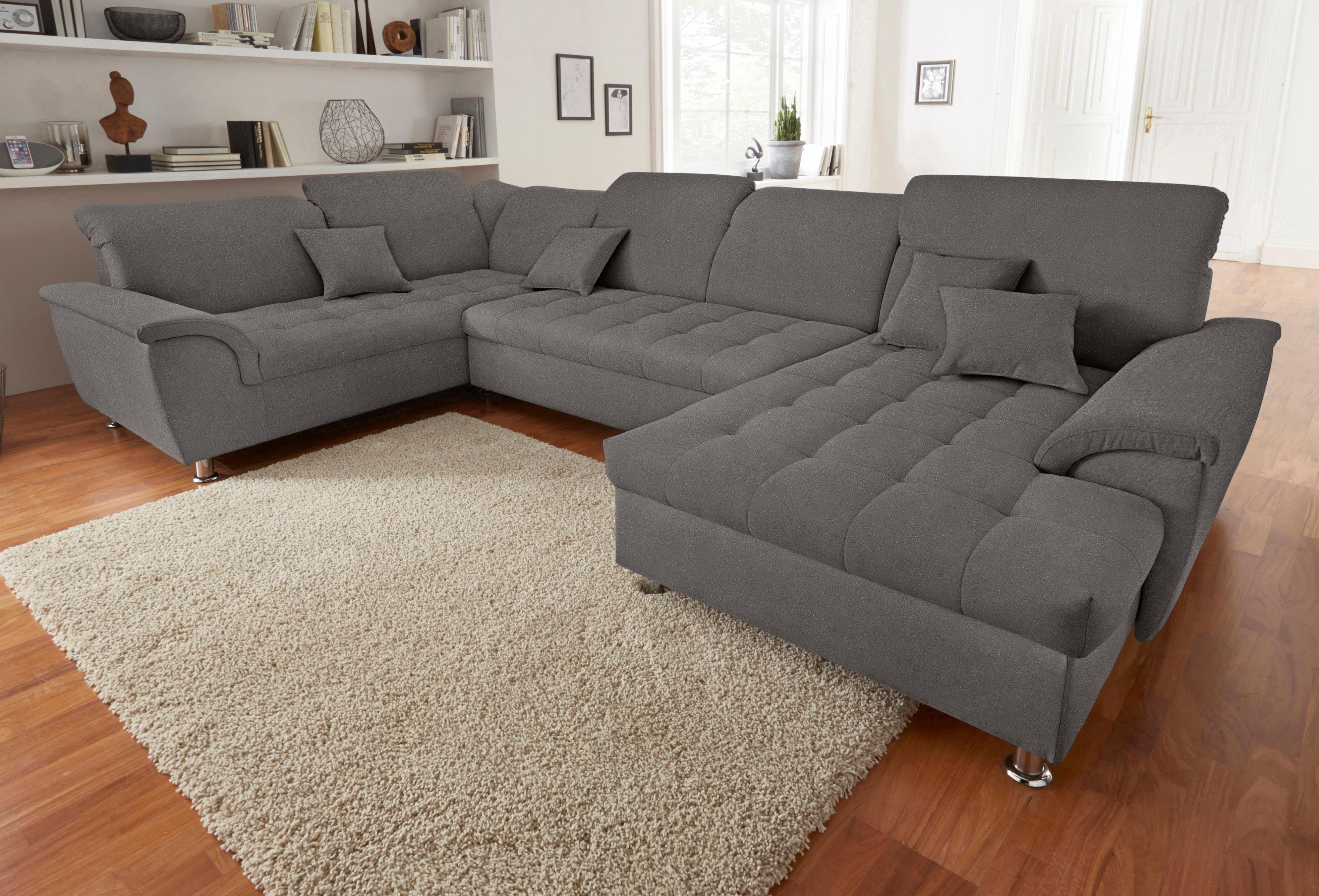 Domo Collection Zithoek, naar keuze met slaapfunctie en rugverstelling veilig op otto.nl kopen