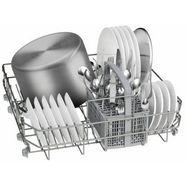 constructa volledig integreerbare vaatwasser, 12 liter, 12 standaardcouverts zilver