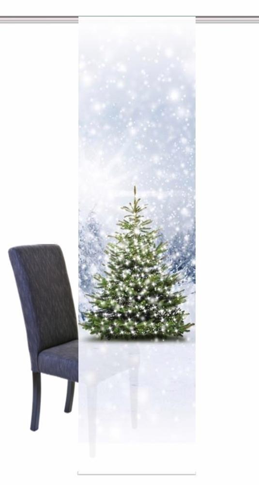 Paneelgordijn home wohnideen kerstboom met lussen for Wohnideen accessoires