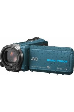 GZ-RX645 1080p (Full HD) camcorder, videolamp, WLAN, stofwerend