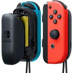nintendo switch batterij joy-con grijs