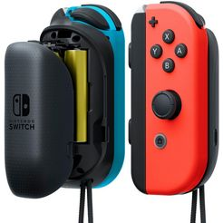 nintendo switch »joy-con« accu grijs