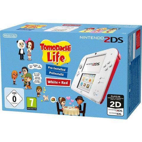 Nintendo Nintendo 2DS wit Tomodachi Life (2204932)