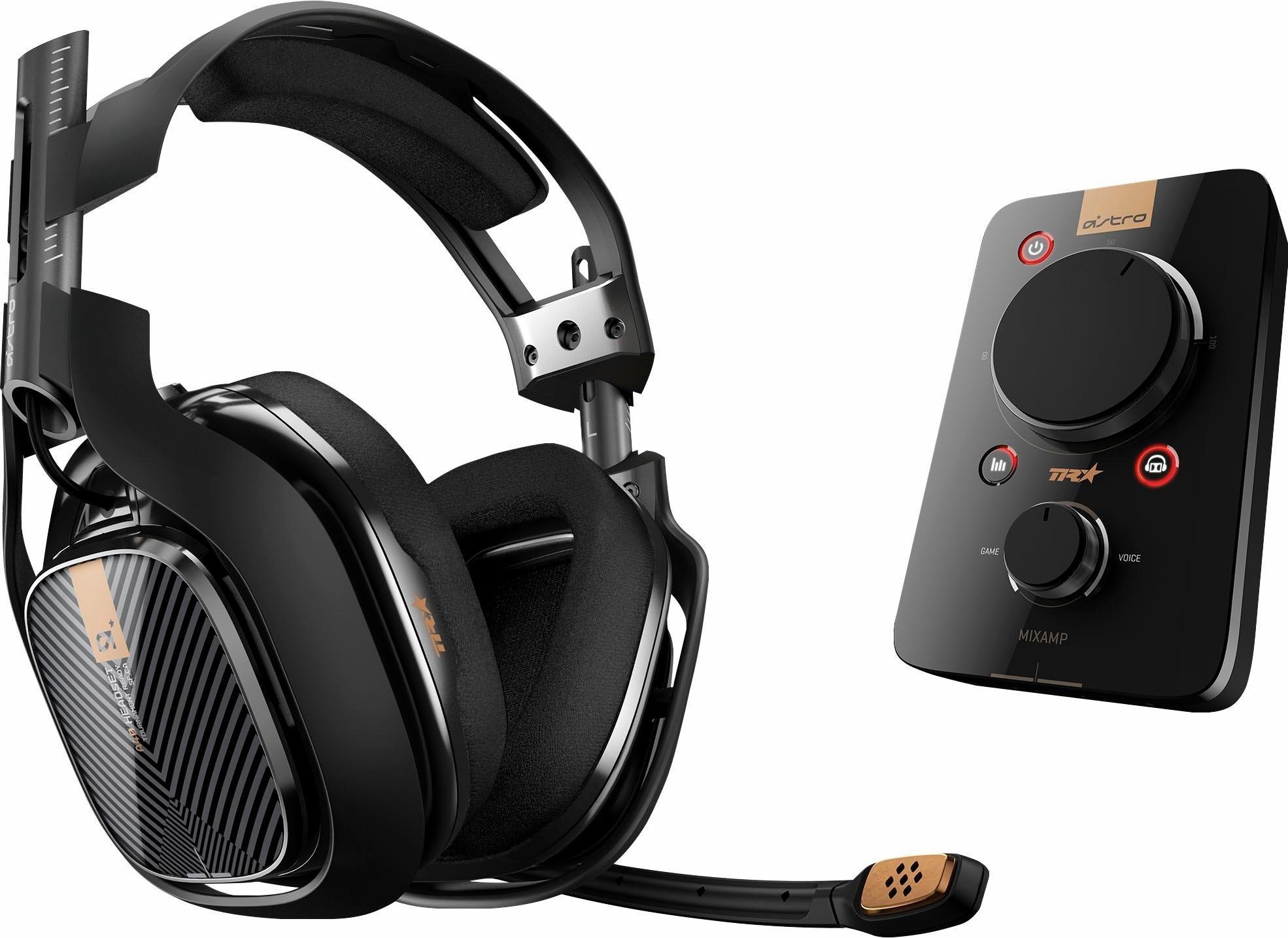 Astro gaming-headsetA40 voor PS4 en PC nu online bestellen
