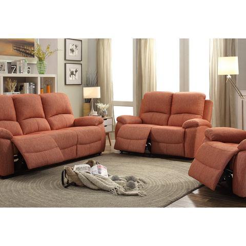 HOME AFFAIRE fauteuil Marina, met relaxfunctie en binnenveringsinterieur