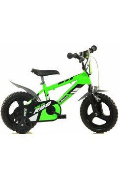 dino mountainbike voor kinderen, 12 inch, 1 versnelling