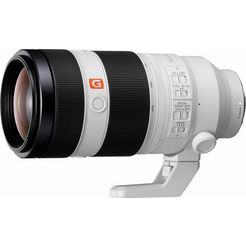 sony g-master fe 100-400mm f4,5-5,6 gm oss telezoomobjectief wit