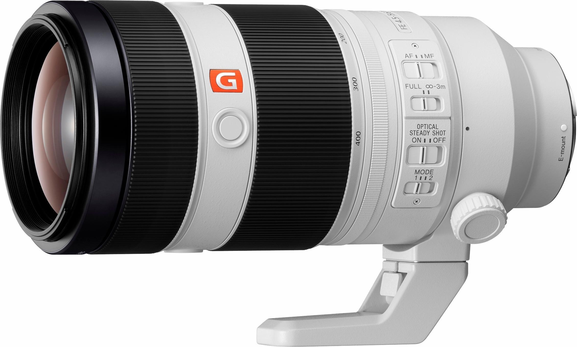 SONY G-Master FE 100-400mm F4,5-5,6 GM OSS telezoomobjectief bij OTTO online kopen