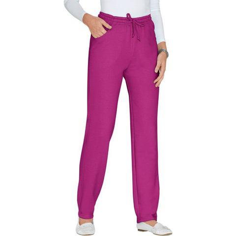 Classic Basics NU 15% KORTING: Classic Basics jerseybroek in zachte kwaliteit
