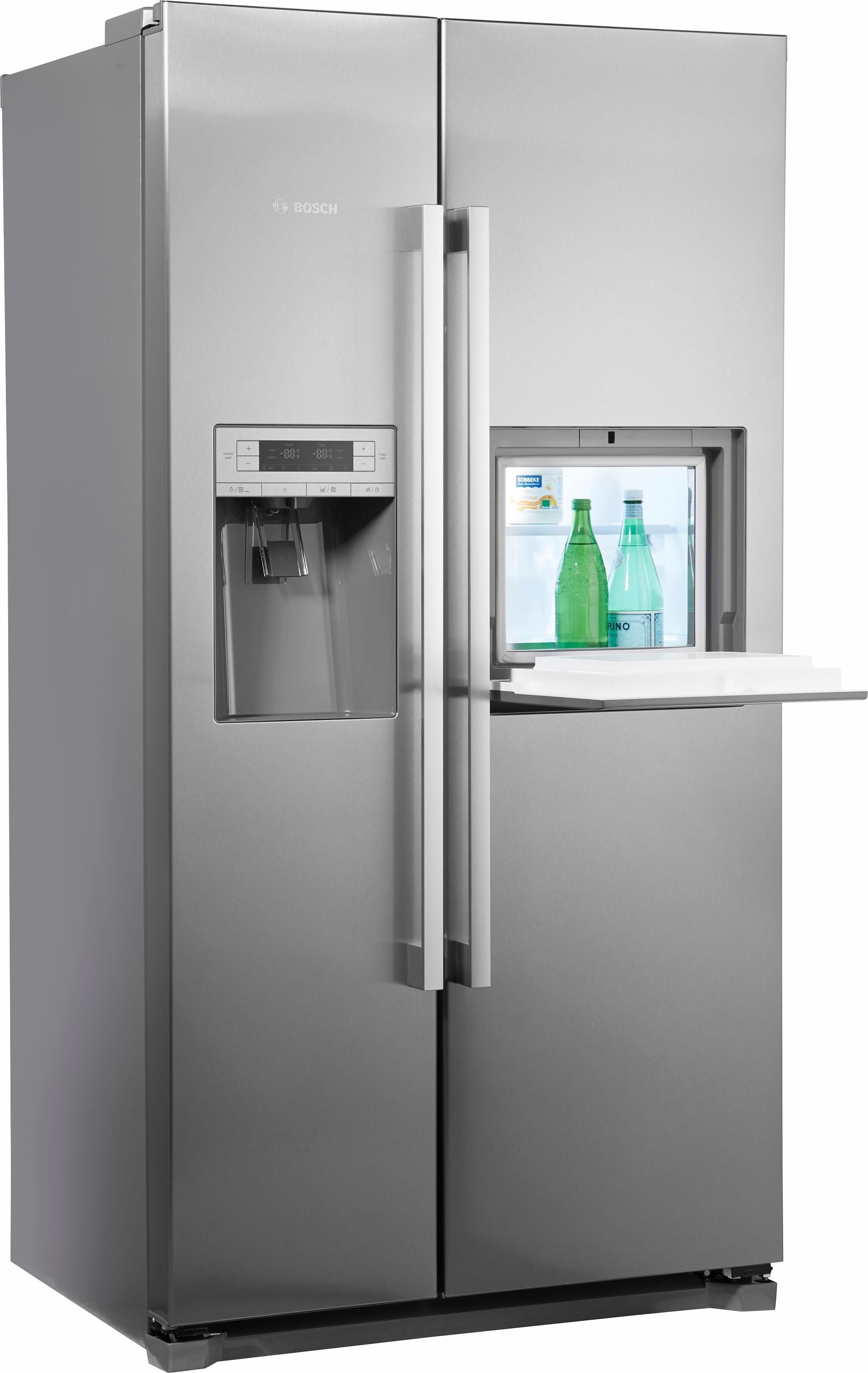 Bosch side-by-side-koelkast KAG90AI20, A+, 177 cm hoog, No Frost in de webshop van OTTO kopen