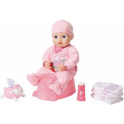 ZAPF CREATION poppenpotje, »Baby Annabell® potjetrainingset«