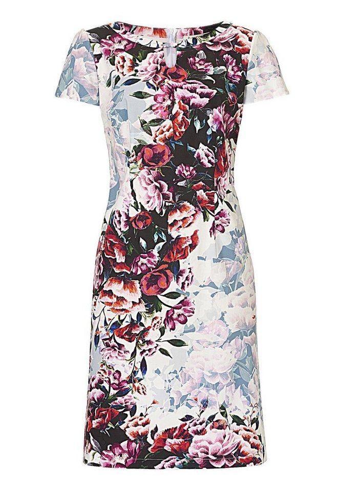 Betty Barclay jurk multicolor