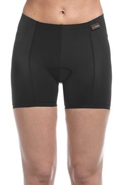 maier sports fietsbroek »cycle panty« zwart