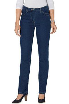classic basics jeans in stretchkwaliteit blauw