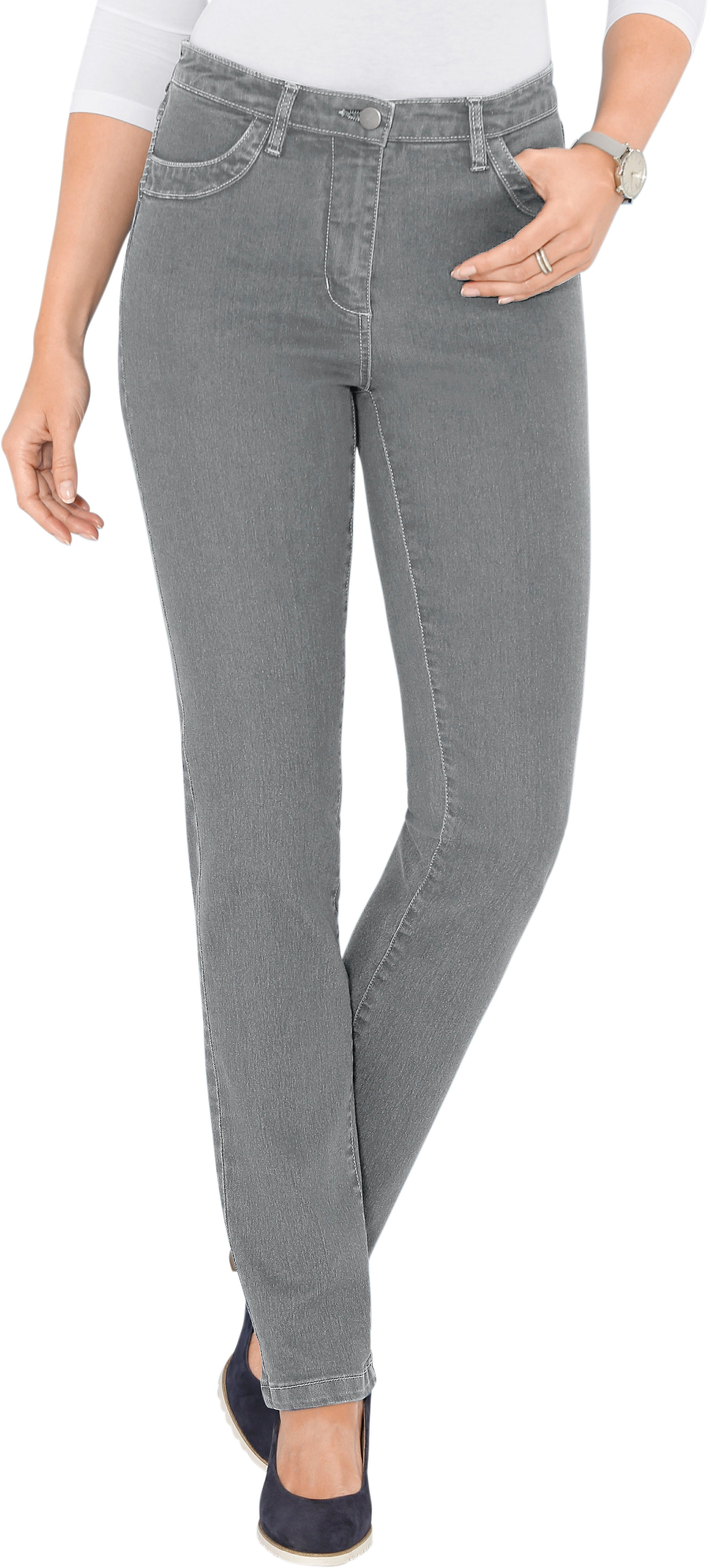 Classic Basics jeans in stretchkwaliteit online kopen op otto.nl