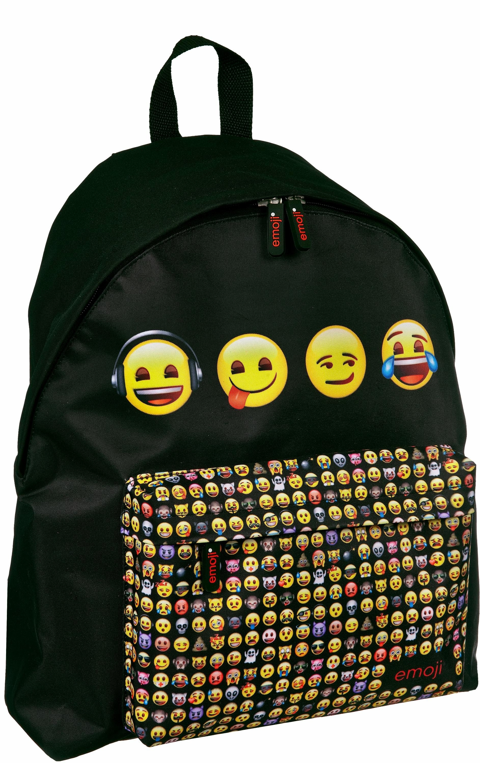 4a542d877ab Afbeeldingsbron: Undercover rugzak met laptopvak, 'Rugzak Daypack Emoji'