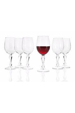 rodewijnglas »CHARMS« (set van 6)