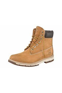 "timberland hoge veterschoenen radford 6"" boots wp m waterdicht bruin"