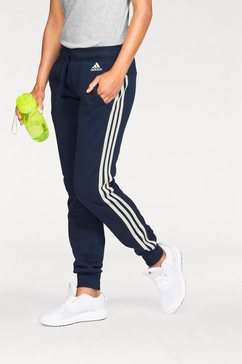 joggingbroek »ESSENTIALS 3 STRIPES PANT CUFFED«