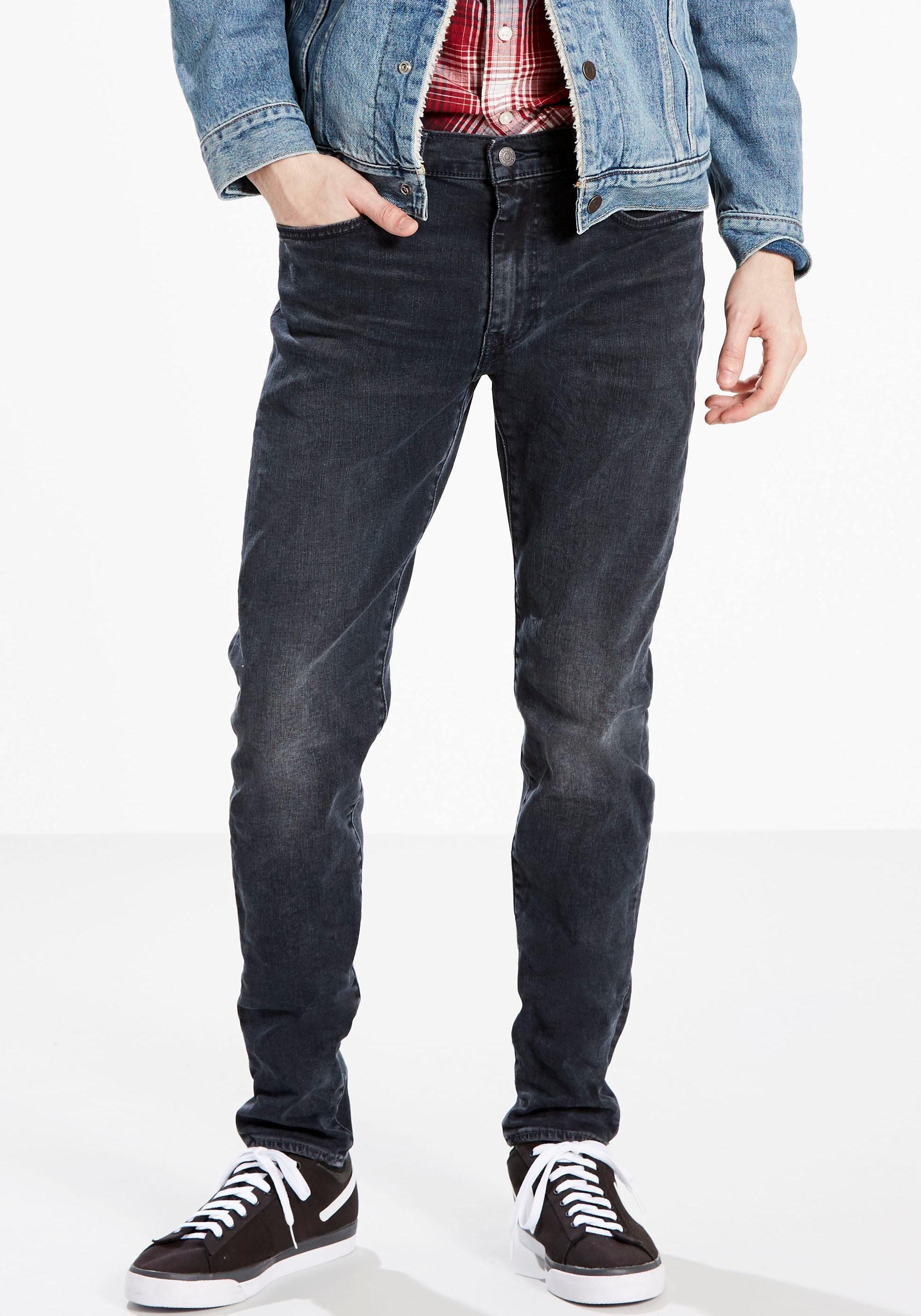 Afbeeldingsbron: LEVI'S® tapered fit-jeans »512™ Slim Taper«