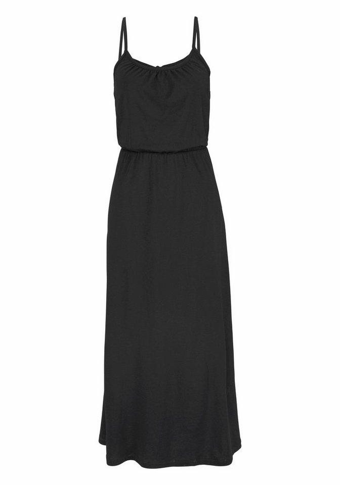 VERO MODA maxi-jurk »ENJOY« zwart