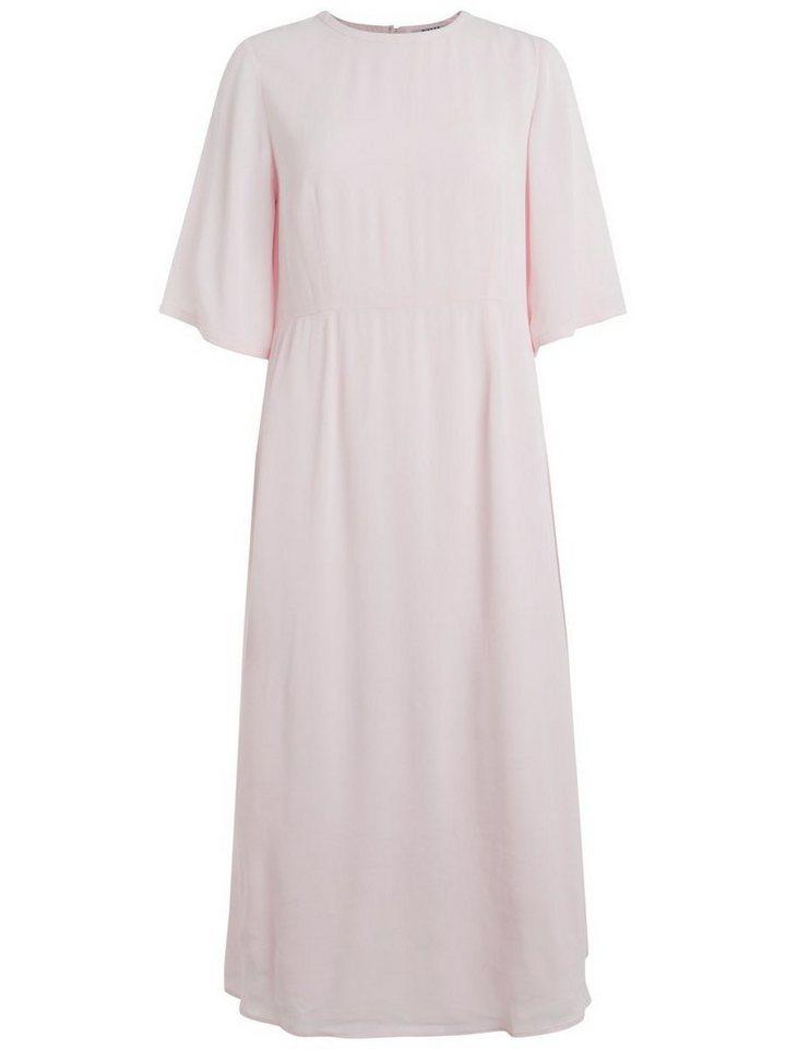 Pieces Emili Sindlev jurk roze
