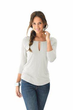 _-shirt met een bijzondere hals