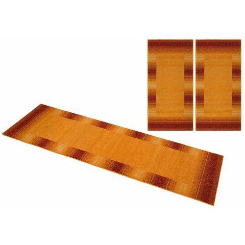 Slaapkamerset 3-dlg., MY HOME, Oriol, hoogte: 13 mm, geweven