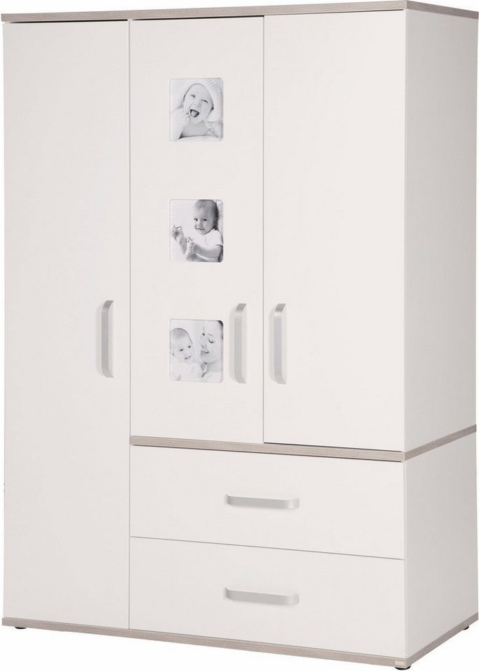 ROBA garderobekast Moritz 3-deurs